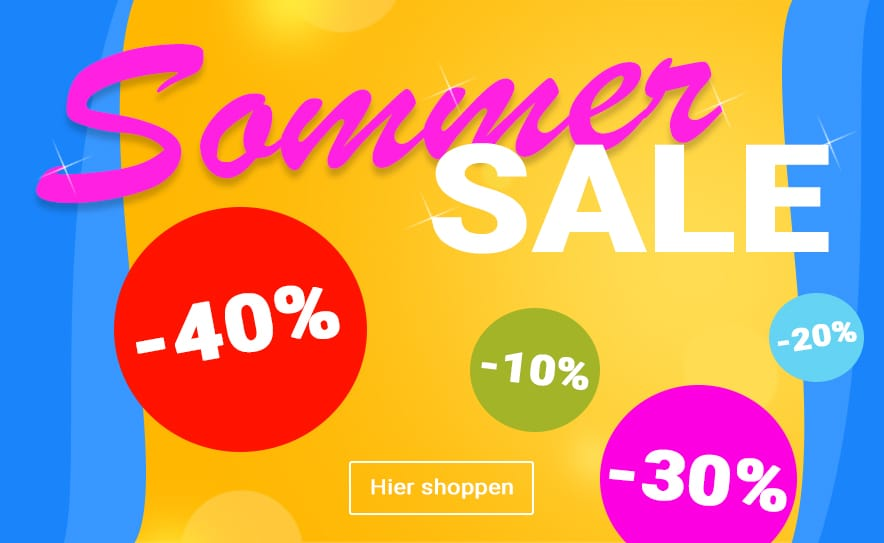 SommerSale 2019!