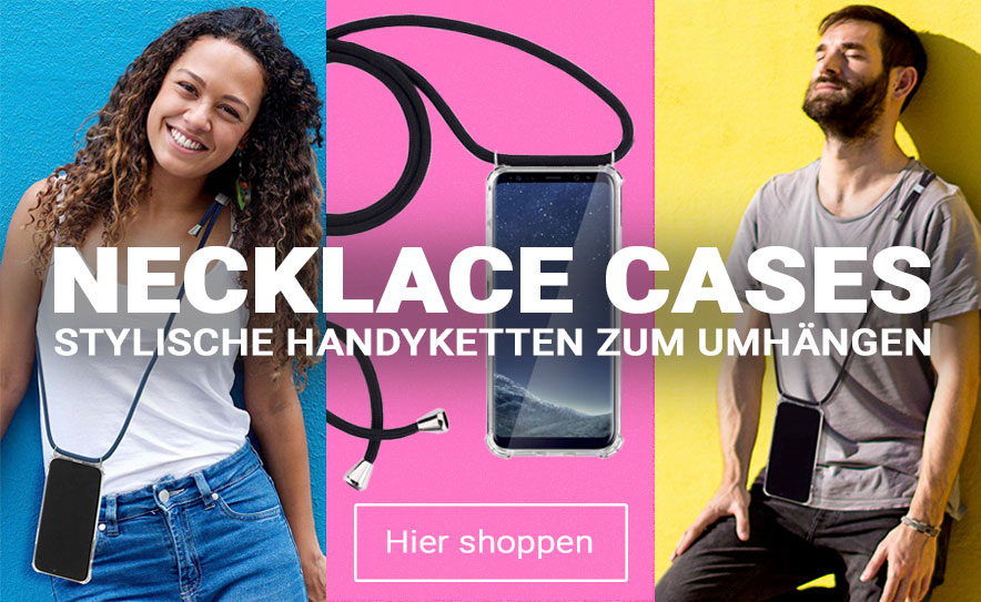 Necklace Cases Handyketten online bestellen