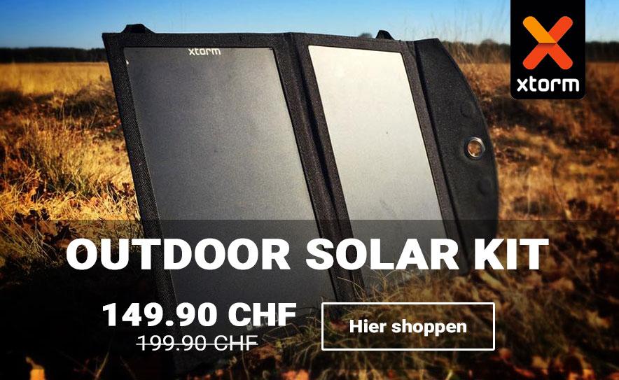 Xtorm Solar Charger Kit online bestellen