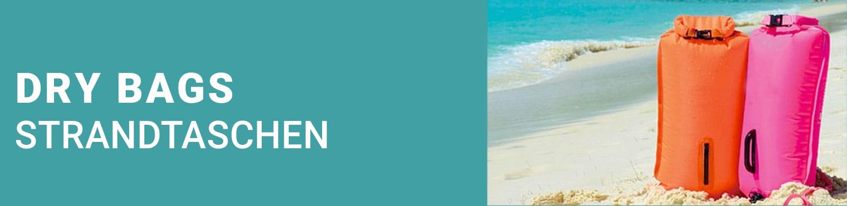 Dry Bags & Strandtüchern online bestellen