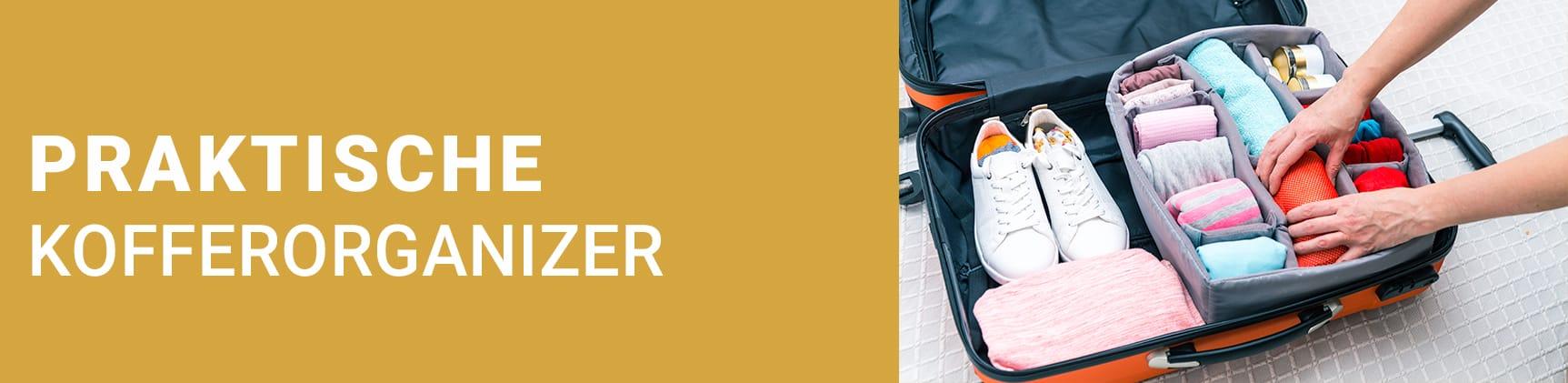 Koffer Organizer online portofrei bestellen