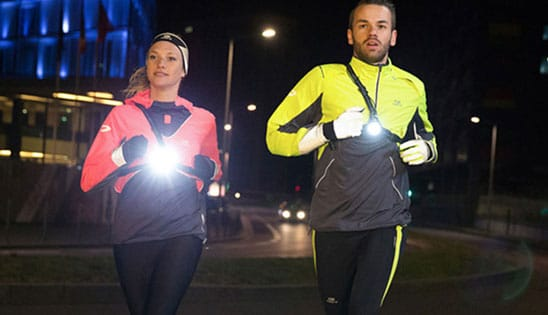 Running Light – Jogging Brustlampe
