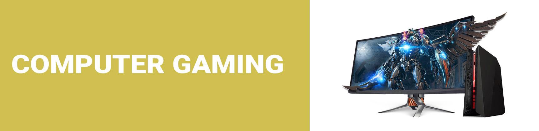 Computer Gaming online portofrei bestellen