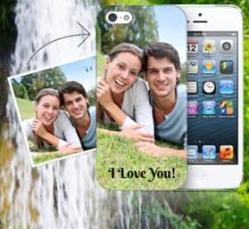 Ferienfotos auf Handyhülle drucken lassen