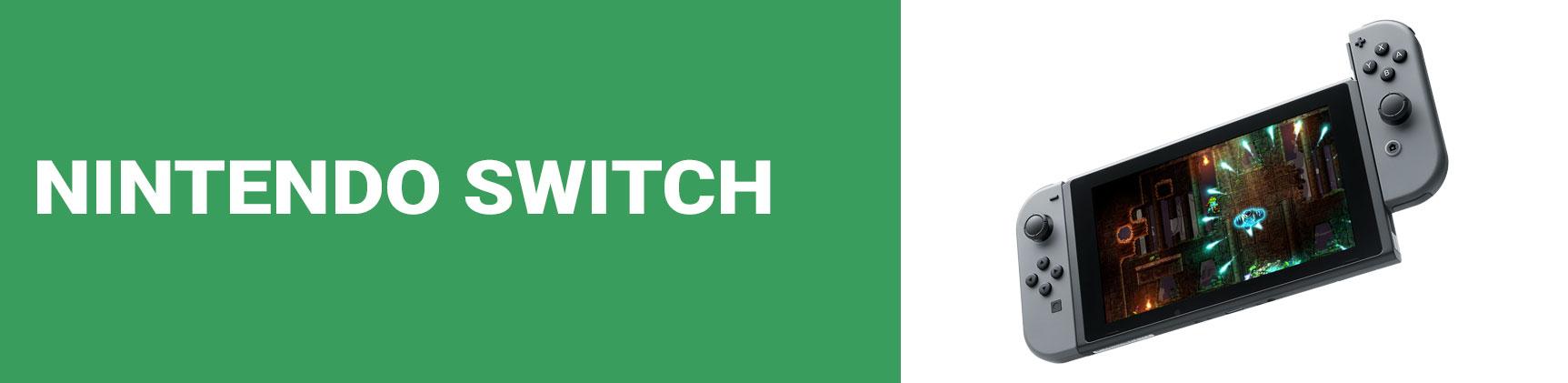 Nintendo Switch Zubehör bestellen