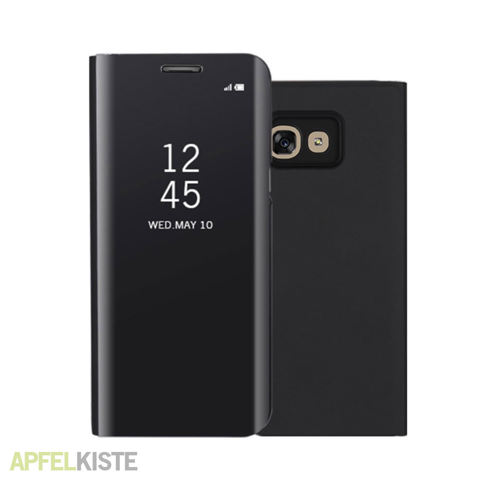 premium selection ebc90 1ea33 Samsung Galaxy A5 (2017) Clear View Standing Cover Hülle - Schwarz