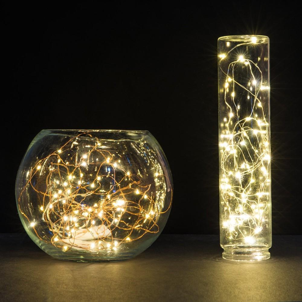 Solar Weihnachtsbeleuchtung.60 Led Solar Outdoor Lichterkette Gartenbeleuchtung Fur Weihnachten 6 Meter Mit Lichtsensor
